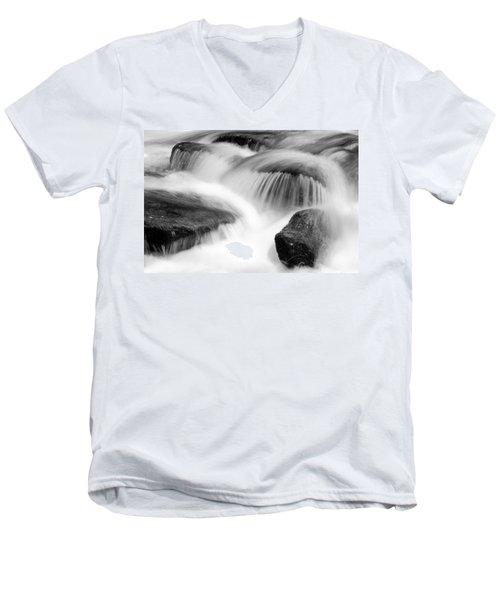 Natural Flow Men's V-Neck T-Shirt