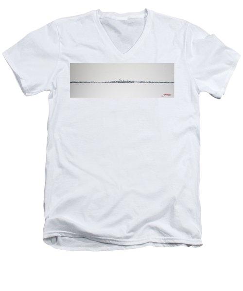 New Years Day Men's V-Neck T-Shirt
