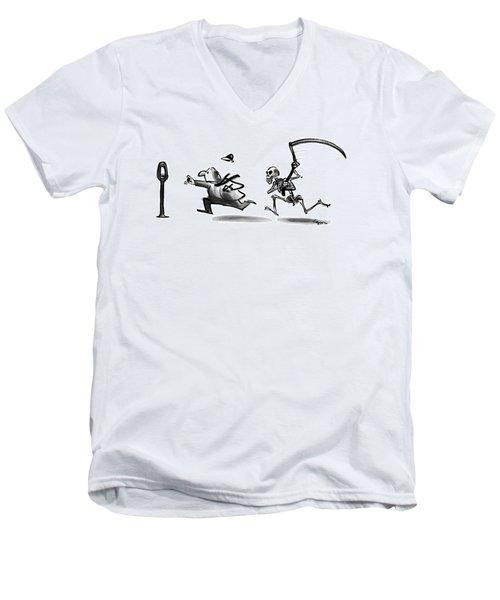 New Yorker June 3rd, 1974 Men's V-Neck T-Shirt