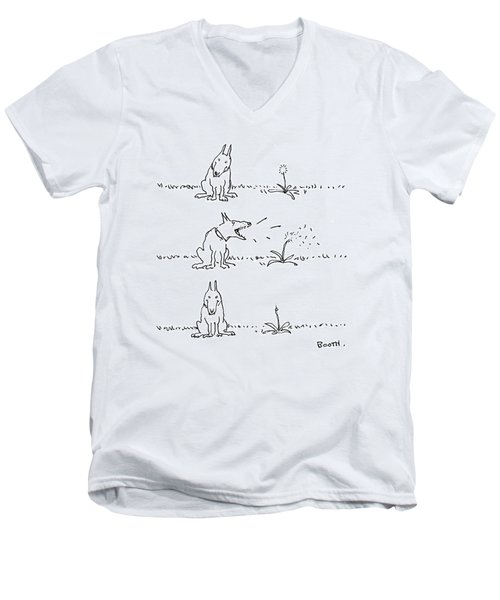 New Yorker May 22nd, 1978 Men's V-Neck T-Shirt