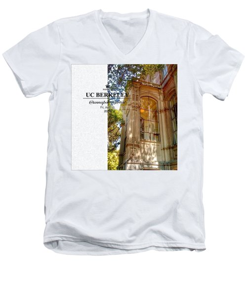 Nice Diggs At Uc Berkeley - Tripping Men's V-Neck T-Shirt