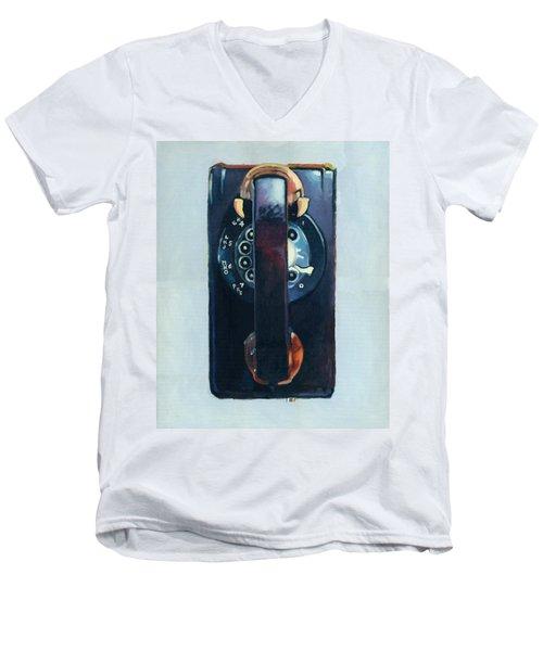 No Answer Men's V-Neck T-Shirt