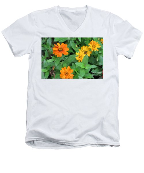 Nothing's Perfect Men's V-Neck T-Shirt