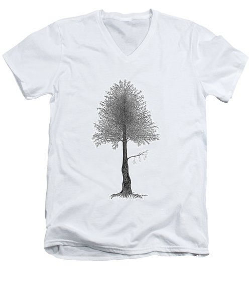 November '12 Men's V-Neck T-Shirt