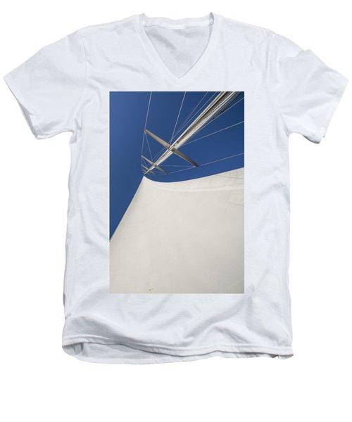 Obsession Sails 4 Men's V-Neck T-Shirt