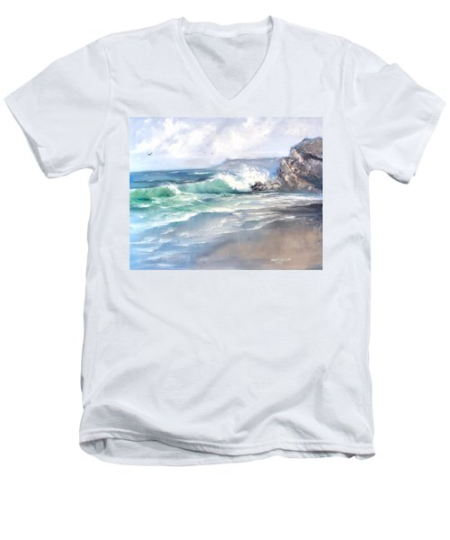 Ocean Surf Men's V-Neck T-Shirt