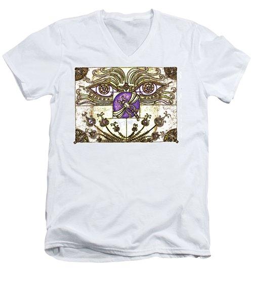 Oh My Sweet Men's V-Neck T-Shirt
