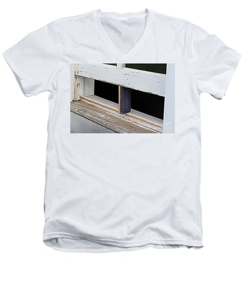 Old Fashioned Air Conditioning Men's V-Neck T-Shirt