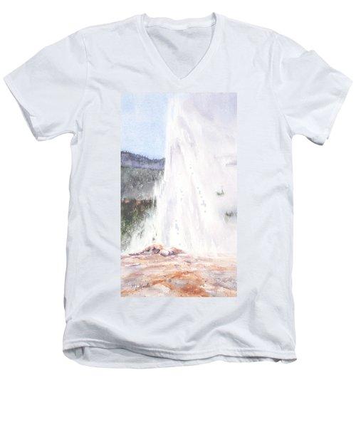 Old Friend Men's V-Neck T-Shirt