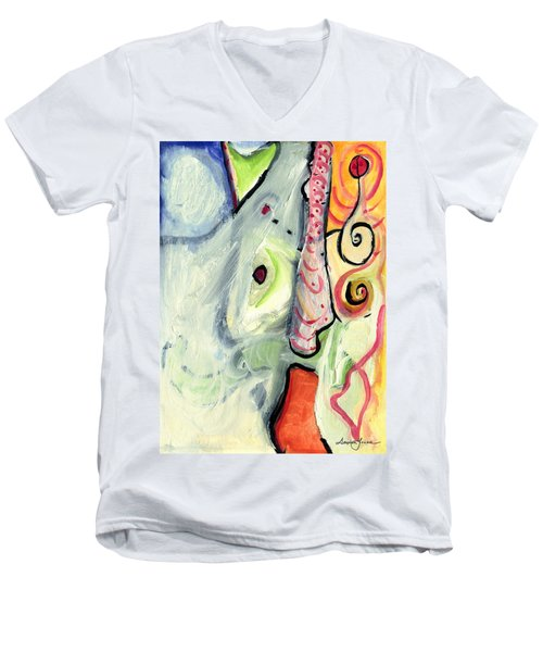 One In A Million Men's V-Neck T-Shirt