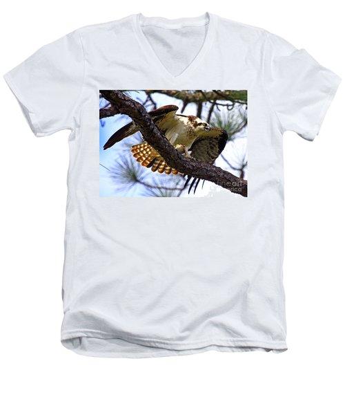 Osprey Meal Protection Men's V-Neck T-Shirt