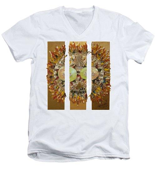 Osun Sun Men's V-Neck T-Shirt