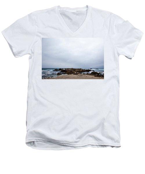 Pacific Horizon Men's V-Neck T-Shirt