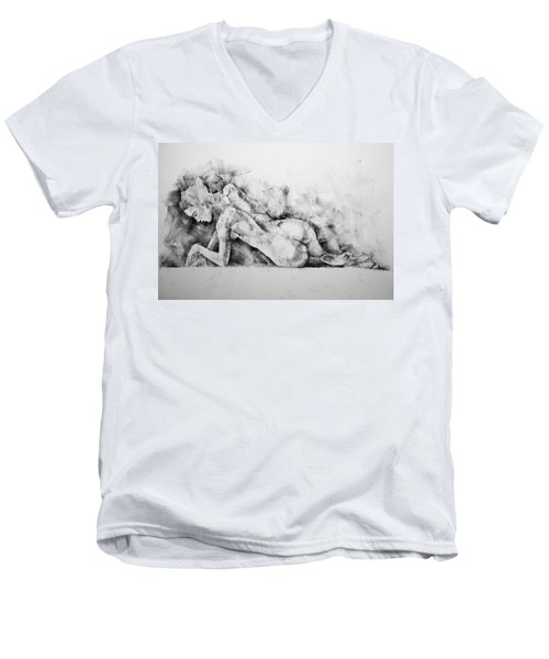 Page 7 Men's V-Neck T-Shirt