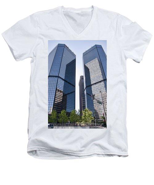 Reflected Glory Men's V-Neck T-Shirt
