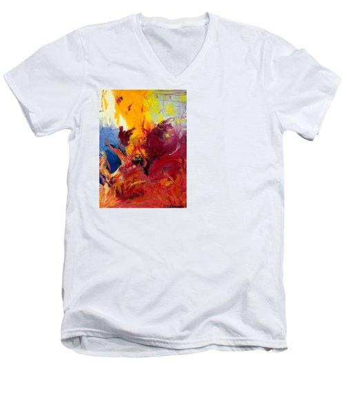 Passion 1 Men's V-Neck T-Shirt