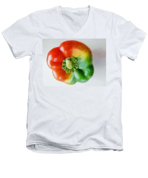 Peppery Allsorts  Men's V-Neck T-Shirt