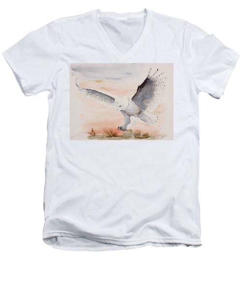Perfect Landing Men's V-Neck T-Shirt