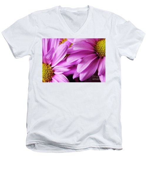 Petals Men's V-Neck T-Shirt