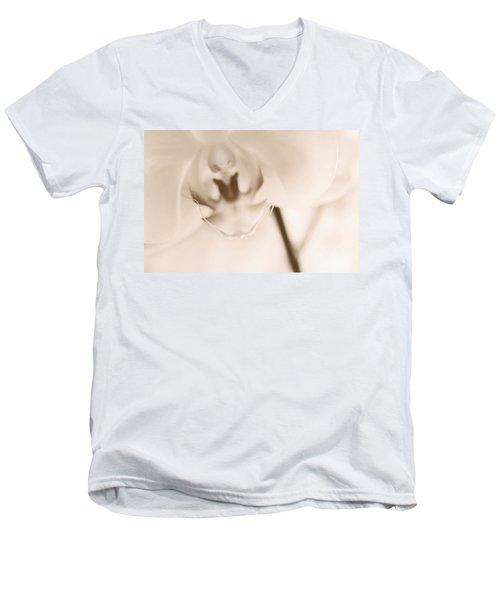 Phalaenopsis I Men's V-Neck T-Shirt