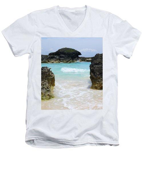 Pinball Men's V-Neck T-Shirt