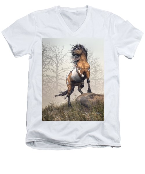 Pinto Men's V-Neck T-Shirt