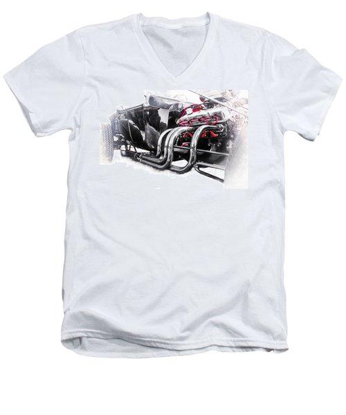 Pipe Dream Men's V-Neck T-Shirt