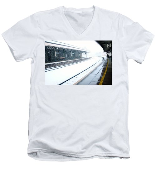 Platform 2 Men's V-Neck T-Shirt