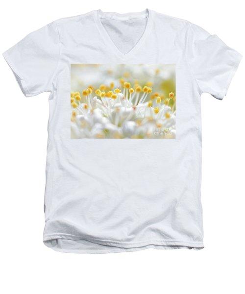 Pollen Men's V-Neck T-Shirt