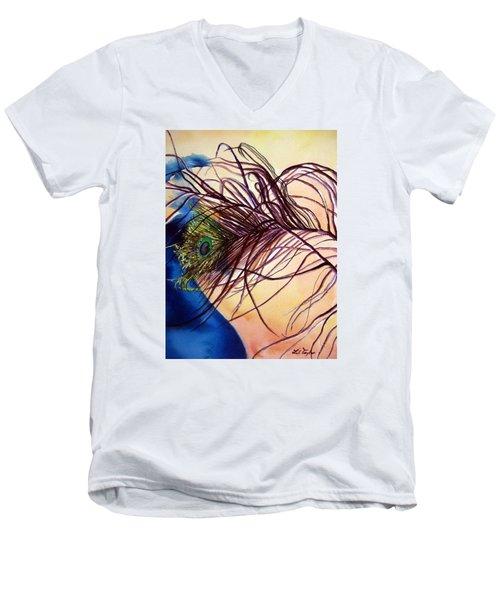Preening For Attention Sold Men's V-Neck T-Shirt