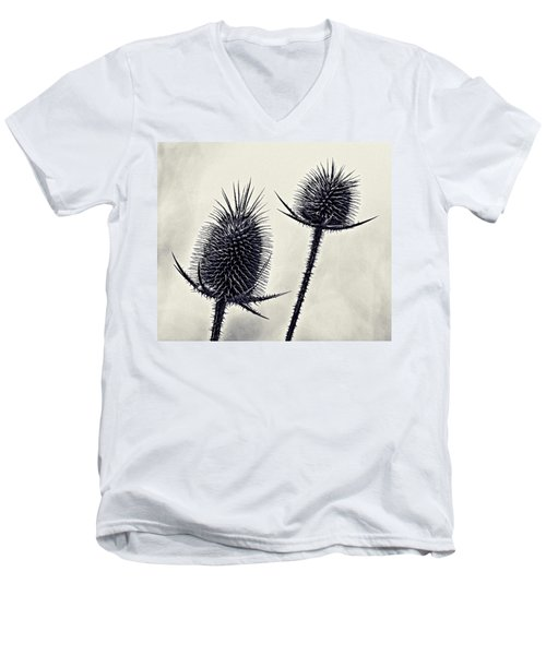 Prickly Men's V-Neck T-Shirt