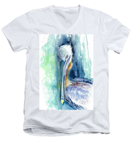 Priscilla Men's V-Neck T-Shirt