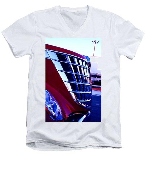 Push Men's V-Neck T-Shirt
