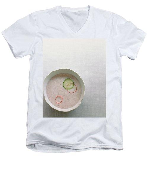 Radish Buttermilk Soup Men's V-Neck T-Shirt