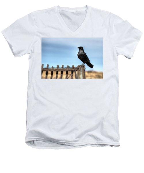 Ravenous Pride Men's V-Neck T-Shirt