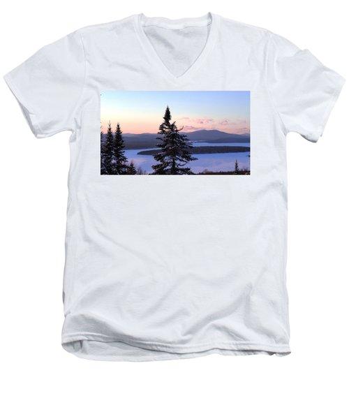 Reaching Higher Men's V-Neck T-Shirt