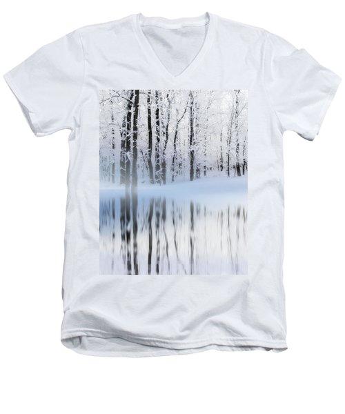 Reflection On A Dream Collingwood, On Men's V-Neck T-Shirt