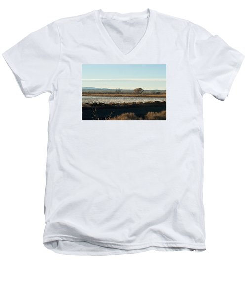 Refuge View 4 Men's V-Neck T-Shirt