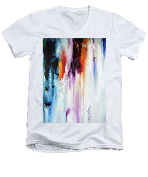 Resta Del Giorno Iv Men's V-Neck T-Shirt