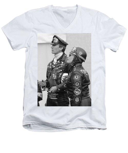 Rockers 2 Men's V-Neck T-Shirt
