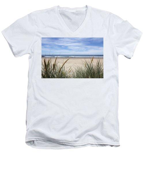 Scenic Oceanview Men's V-Neck T-Shirt