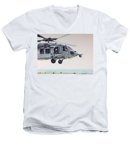 Sea Hawk Men's V-Neck T-Shirt
