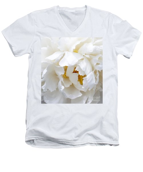 Shy Girl Men's V-Neck T-Shirt