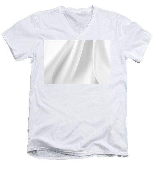 Silk Lines Men's V-Neck T-Shirt