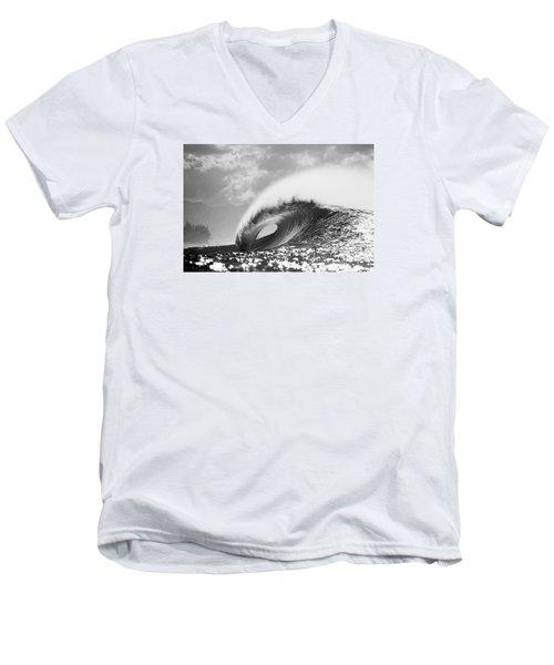 Silver Peak Men's V-Neck T-Shirt