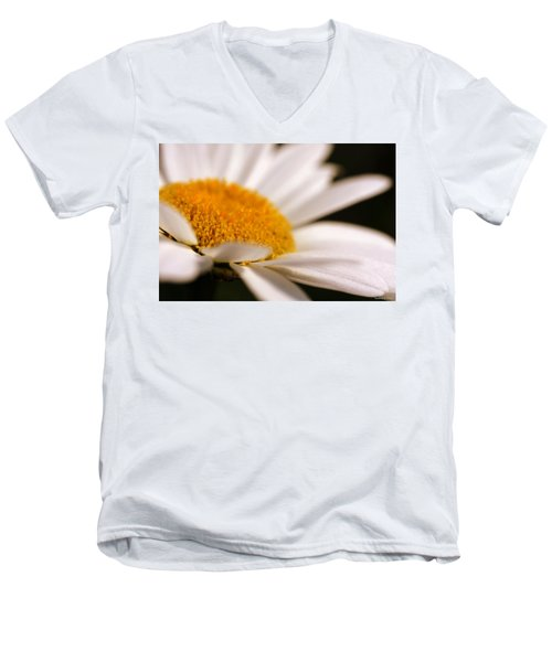 Simply Daisy Men's V-Neck T-Shirt