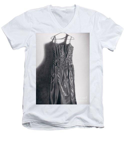 Sin Cuerpo Men's V-Neck T-Shirt