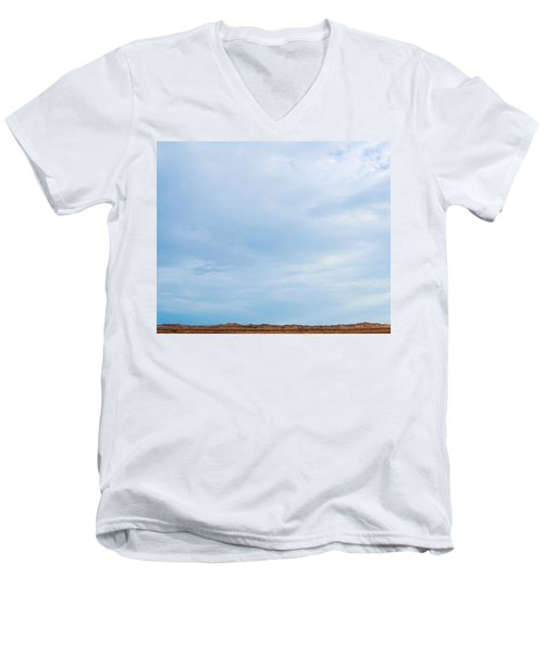 Skyward Men's V-Neck T-Shirt