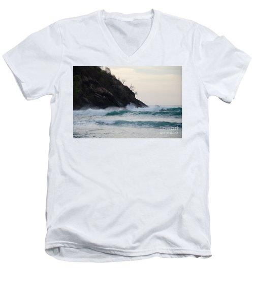 Smugglers Cove Men's V-Neck T-Shirt