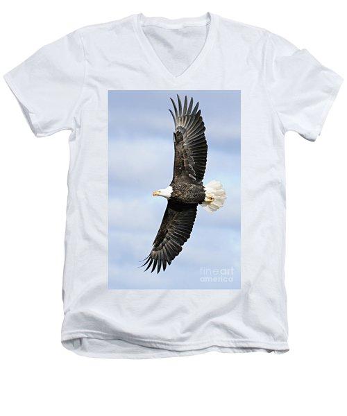 Soaring Eagle Men's V-Neck T-Shirt